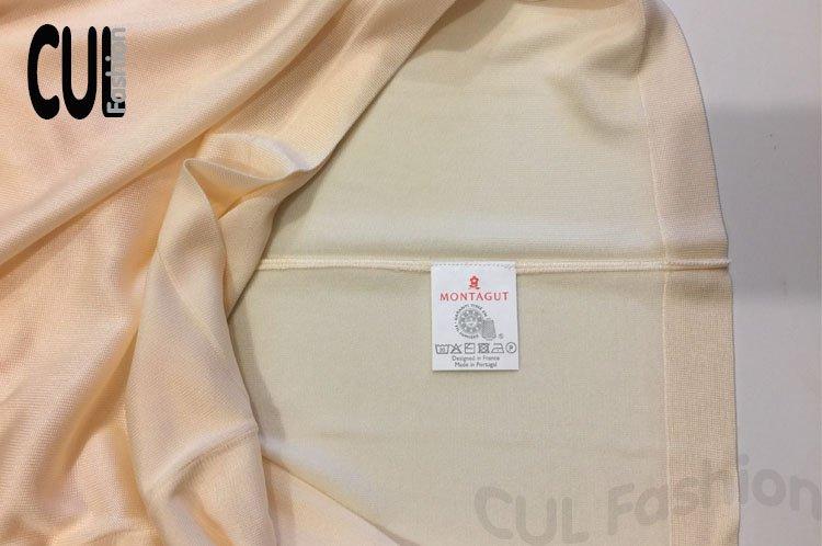 Áo montagut - Mỡ gà - Made in Portugal