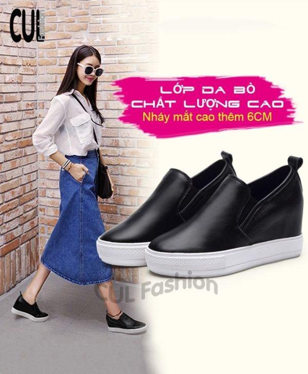Giày thời trang đế cao ACESC