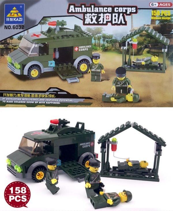 Đồ Chơi Lego Trẻ Em - KAZI-6032