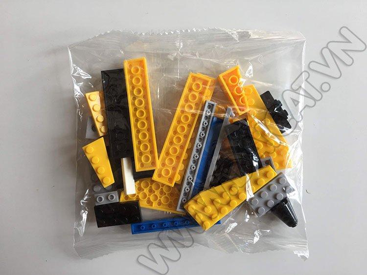Lego Máy Bay Chiến Đấu - 01