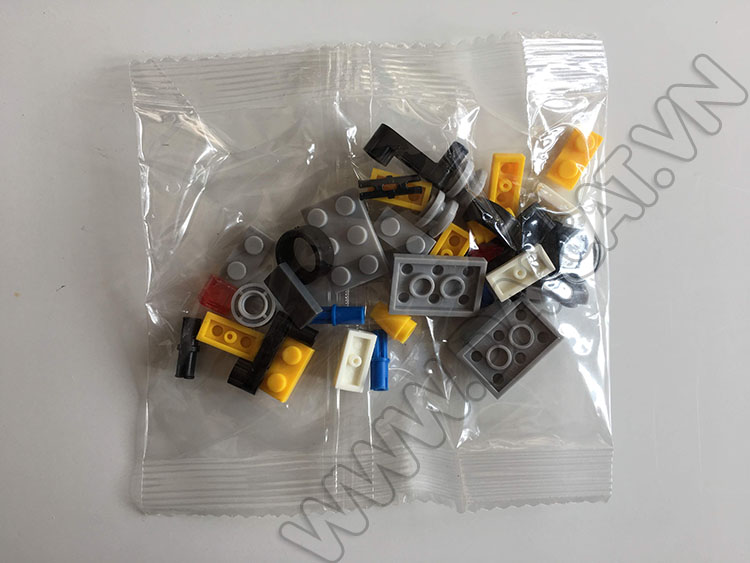 Lego Máy Bay Chiến Đấu - 04