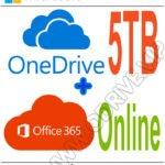 Tài Khoản OneDrive 5TB